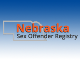 Nebraska regerstry of sex offenders